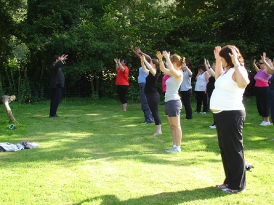 Report from the Holistic Weight Loss Boot Camp – 07 July 2014