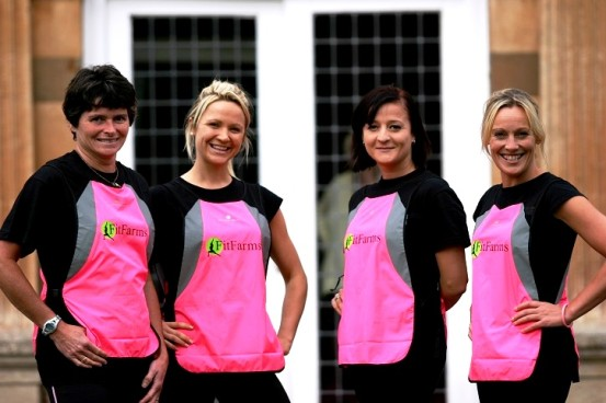 The FitFarms Fitness Experts