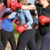 Exercise and Fun at FitFarms Weight Loss Boot Camp