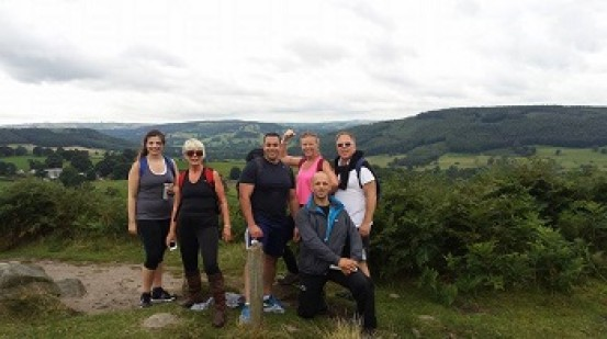 Weight Loss Camp Report (Matlock) – 11 Sept 2014