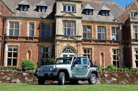 The FitFarms English Countryside Luxury Accommodation at the Somerset Retreat