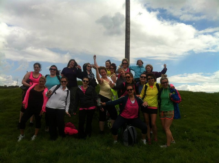 FitFarms Fitness Camp Group 062014