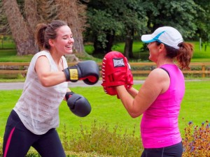 Boxing at FitFarms