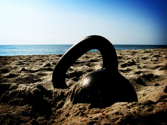 Weight Loss Retreat Report – Kettlebells at the Fitness Retreat